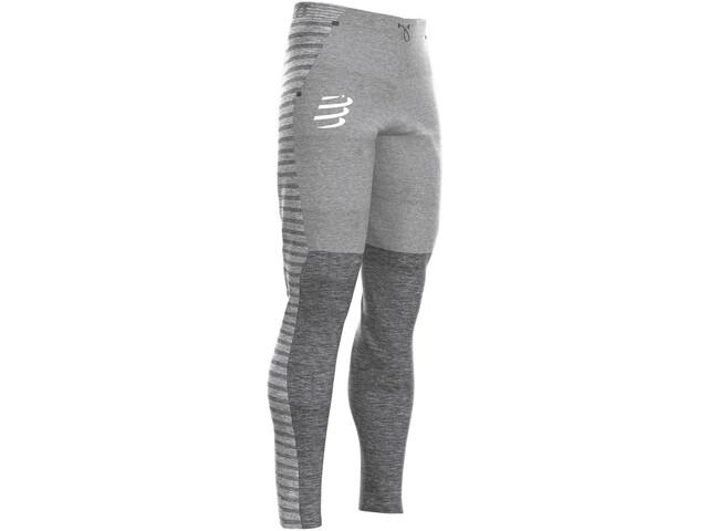 Compressport Sømløse bukser, grå